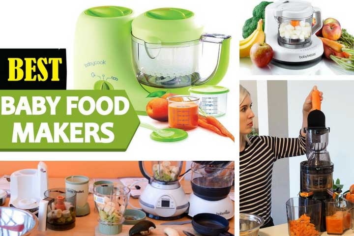 The Best Food Maker for Baby 2019 : Reviews and Guide