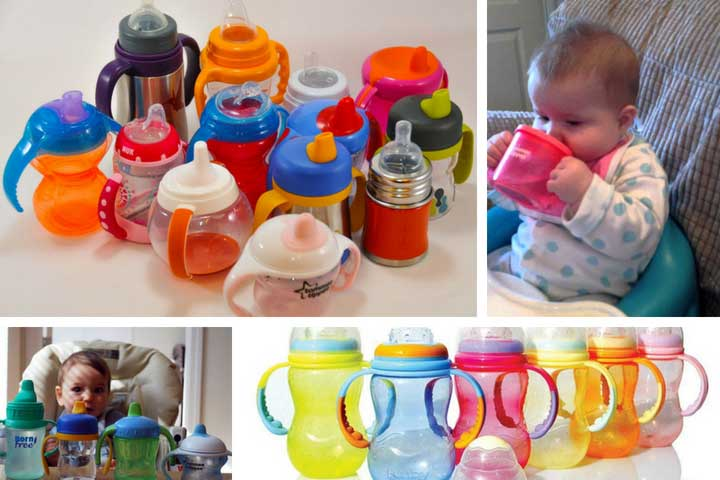 How to choose the Best Sippy Cup For 6 Month Old Breastfed Baby