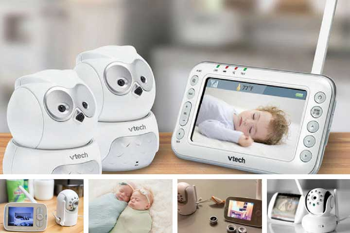 The Best Baby Monitor for Twins 2019 – The Definitive Consumer's Guide