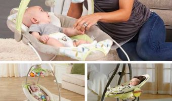 The 10 Best Baby Swing –  Sleeping Through The Night