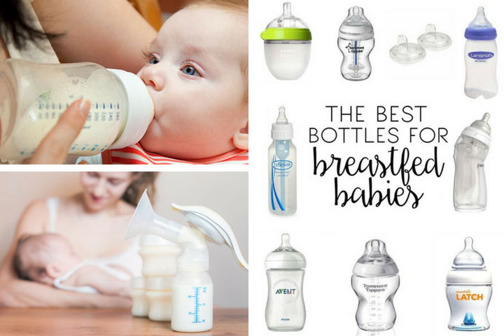 Best Bottles for Breastfed Babies – Guide and Reviews 2018